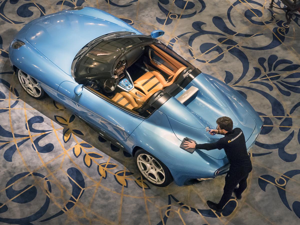 2016 Disco Volante Spyder