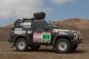 MA-FRA alla Dakar 2012 con Giusy Concina