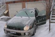 Ghiaccio sul parabrezza della tua auto? La soluzione MA-FRA