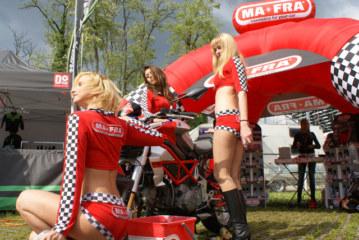 Sexy Bike Wash di MA-FRA alla tappa SBK di Monza