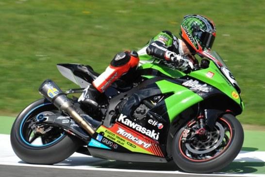 Successo per MA-FRA e Kawasaki Racing Team in SBK a Monza