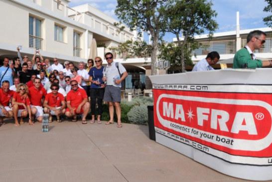 MA-FRA in Barca a Vela al Circuito Nazionale Este 24