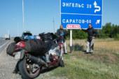 Con la moto in Tour: 1.000.000 km attraverso il mondo