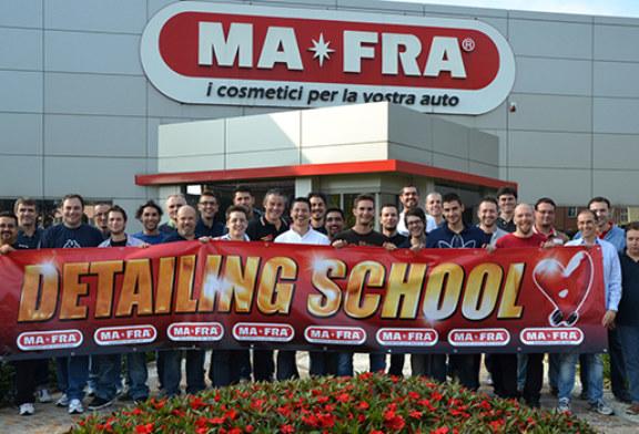 Auto Detailing: i prodotti MA-FRA provati dai Professionisti