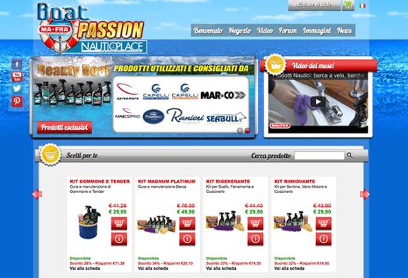 In Barca su BoatPassion.com – Lo Shop della Nautica