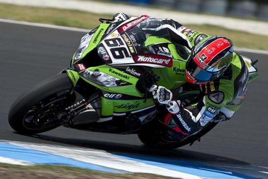 MA-FRA in Superbike con il Kawasaki Racing Team