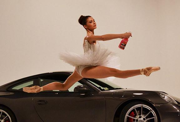 Il nuovo Spot MA-FRA: LAST TOUCH e la Ballerina