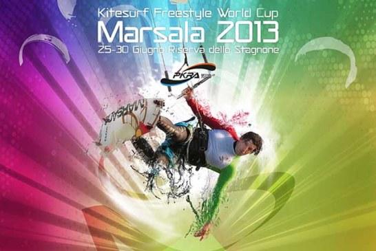 MA-FRA a Marsala per la Kitesurf Freestyle World Cup