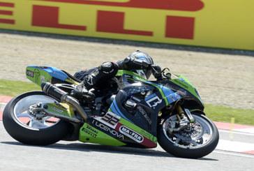 SBK 2014: MA-FRA in Superbike con Team Grillini Kawasaki