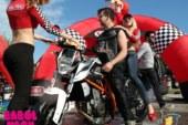 Il Biker Fest a Lignano Sabbiadoro: lo spettacolo delle Stelline MA-FRA
