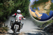 Gianclaudio Aiossa e la Sfida della Transiberiana in Moto