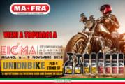 Eicma 2014: Ma-Fra abbraccia il mondo delle moto al femminile
