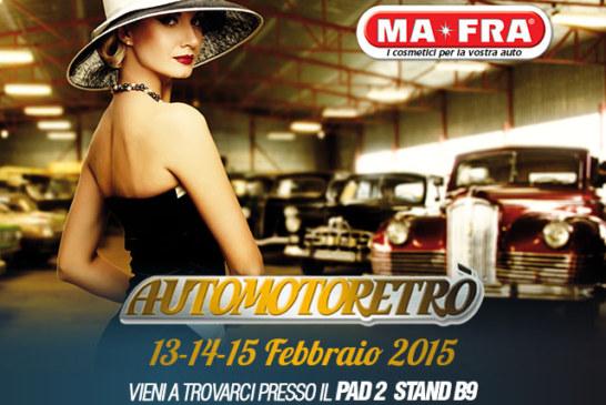 Automotoretrò 2015: info sull' evento e partecipazione Ma-Fra