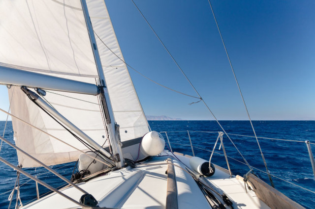 manutenzione barca a vela