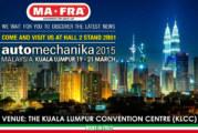 Automechanika in scena a Kuala Lumpur