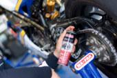 Lubrificare la Catena Moto: prodotti e consigli