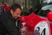 Targa Florio 2015: le auto d'epoca si fanno belle con Ma-Fra