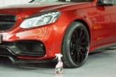 Consigli per lavare auto: lucidare esterno auto