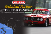 Terre di Canossa: Ma-Fra come Partner Tecnico alla VI Edizione del GP
