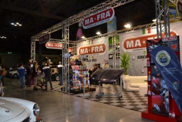 Mafra e #Labocosmetica al Milano Auto Classica 2017