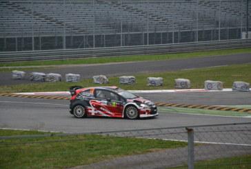 Protagonisti al Monza Rally Show.
