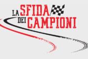 MA-FRA con il Campione MIKI BIASION Sponsor Verona Legend Car