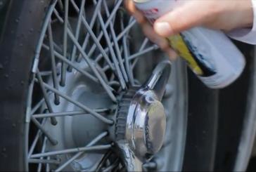 Come rendere le ruote della tua auto splendenti