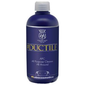 #Ductile 500ml #Labocosmetica APC detergente versatile estremamente concentrato ad elevato potere pulente.