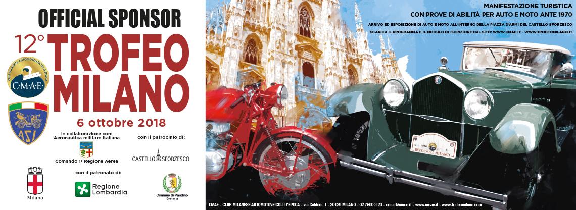 12° Trofeo Milano 2018