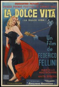 La dolce vita, un film di Federico Fellini
