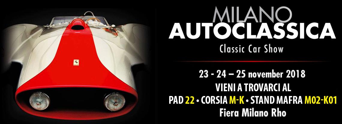 Mafra Milano Autoclassica 2018