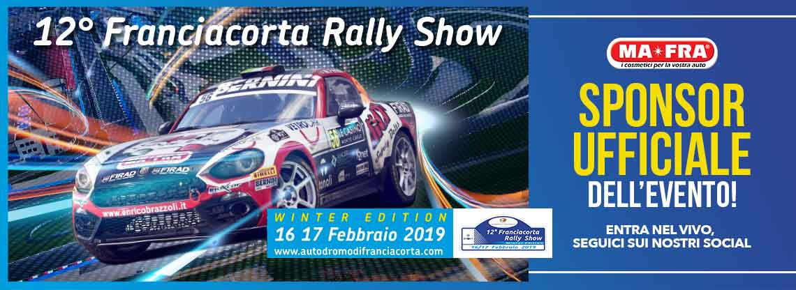 Franciacorta Rally Show