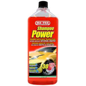 Shampoo Power shampoo per auto