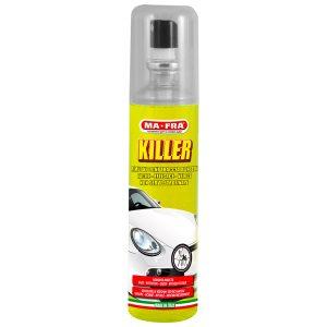 Killer 125ml rimuove insetti e moscerini al Salone di Ginevra