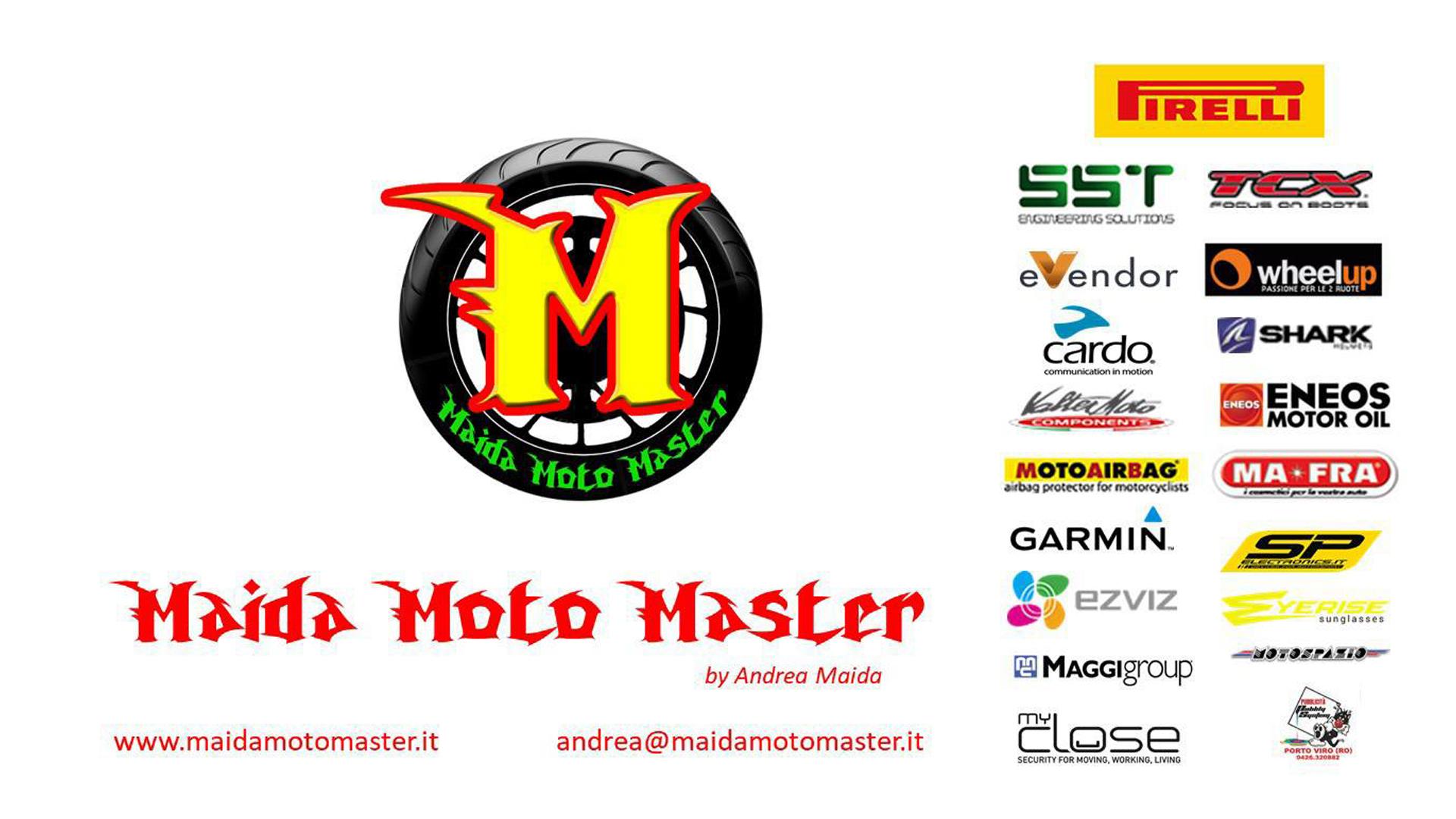 Maida Moto Master