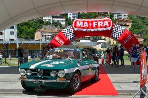 Alfa Romeo 1750 GT Veloce del 1974 | Summer Marathon 2019