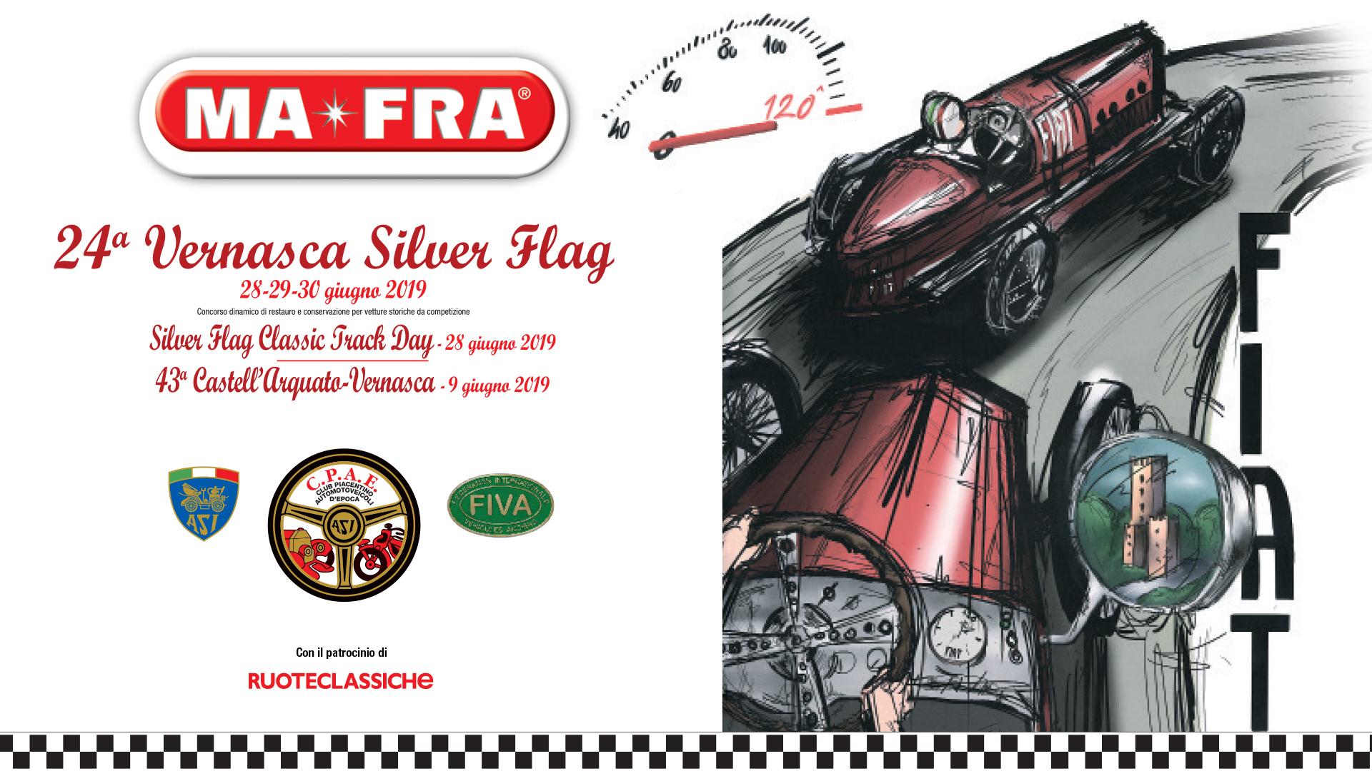 Mafra Sponsor Tecnico della 24 edizione della Vernasca Silver Flag