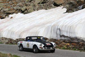 Fiat 124 Spider Sport Abarth del 1973 | Summer Marathon 2019