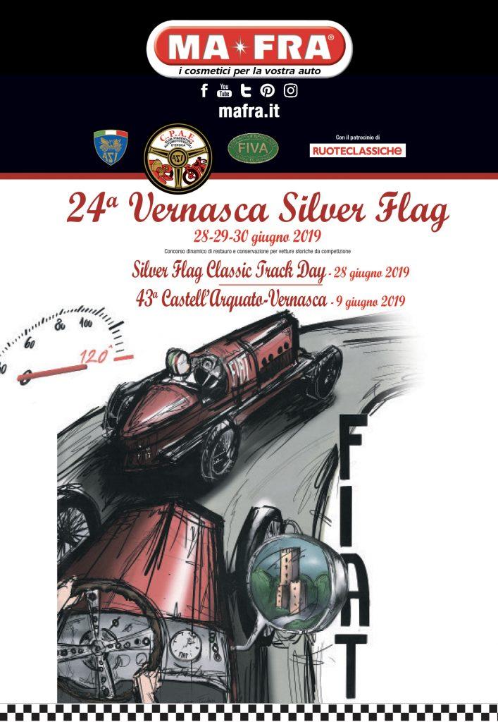 Vernasca Silver Flag Mafra Sponsor Tecnico