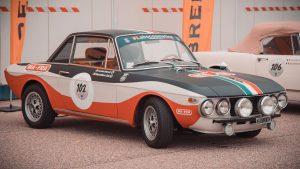 13° Trofeo MIlano CMAE Mafra Sponsor Lancia Fulvia 1300 Rallye del 1969