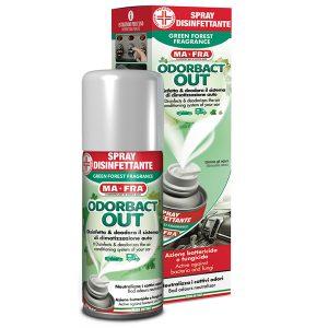 Odorbact disinfettante Interni e Clima
