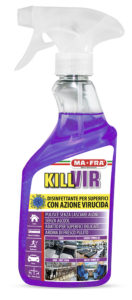 Killvir Disinfettante superfici ad azione virucida