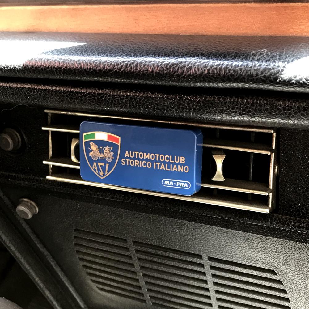 Profumatore per Auto personalizzato ASI