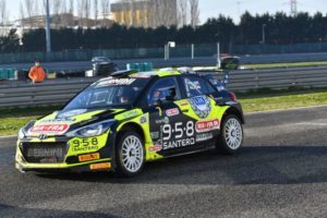 Mafra all'Adria Rally Show