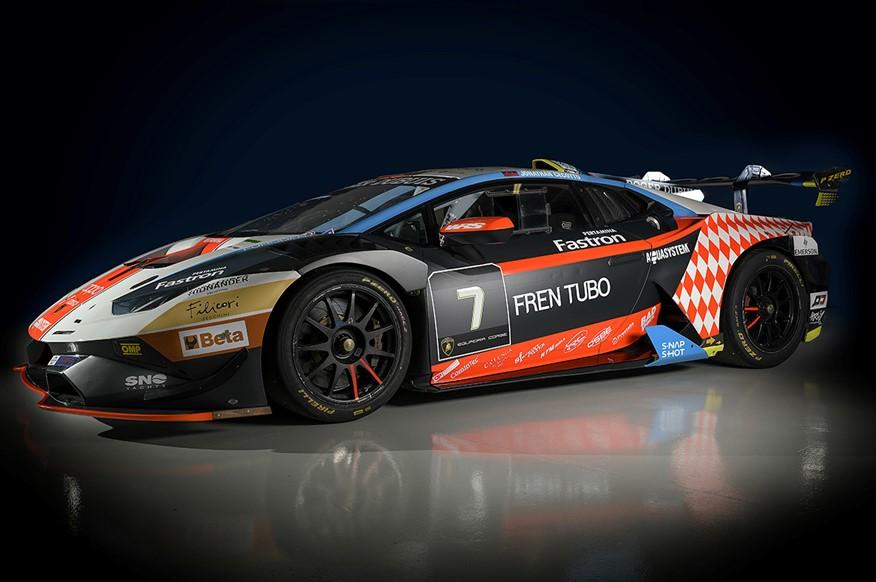 Lamborghini Huracan GSM Racing Team