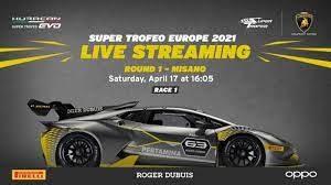 Lamborghini Live Streaming