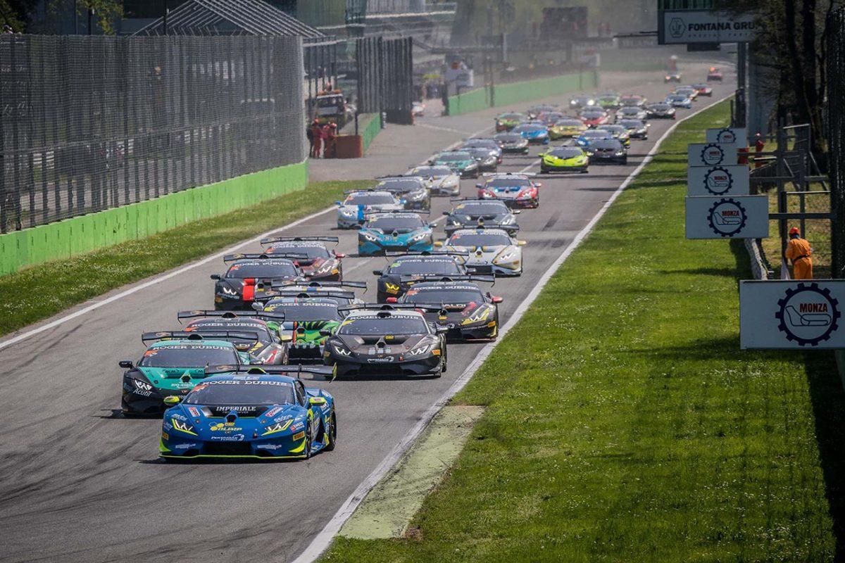 Trofeo Lamborghini Monza