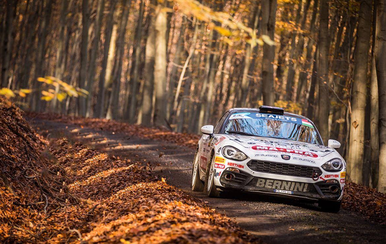 Mafra Sponsor Team Bernini Rally