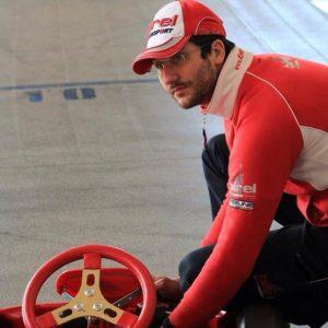 Sabino de Castro, prendersi cura del kart Mafra